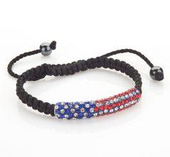RWB US Flag Bracelet