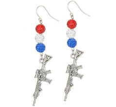 AR-15 Earrings